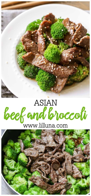 Beef and Broccoli Stir Fry Recipe