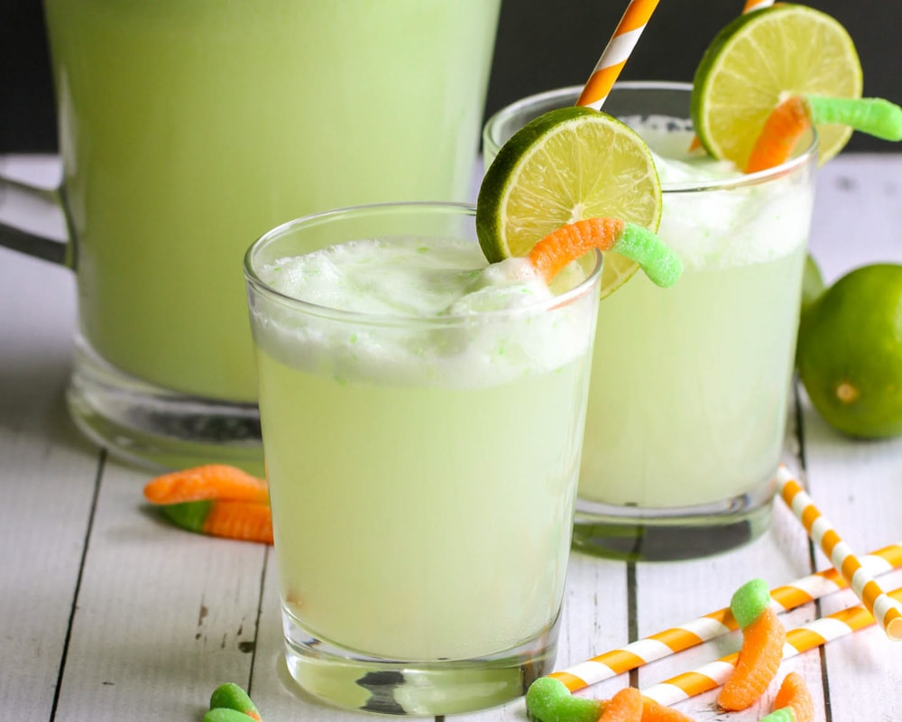 Witch potion drink - Halloween drinks