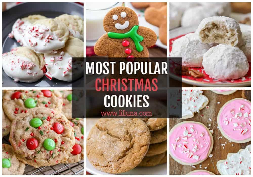 25 Best Christmas Cookies Video Lil Luna