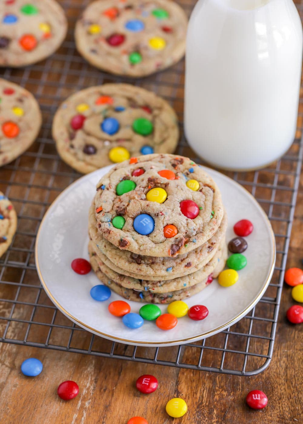 Best M&M Cookie recipe