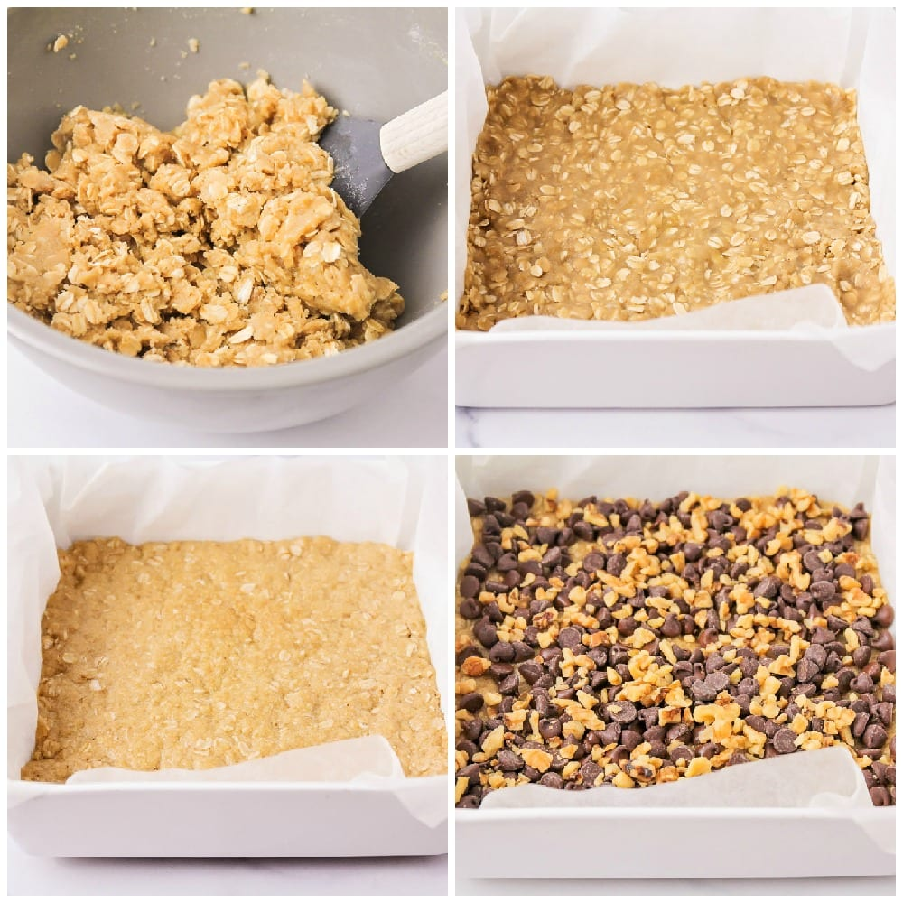 Step by step pictures for carmelitas recipe