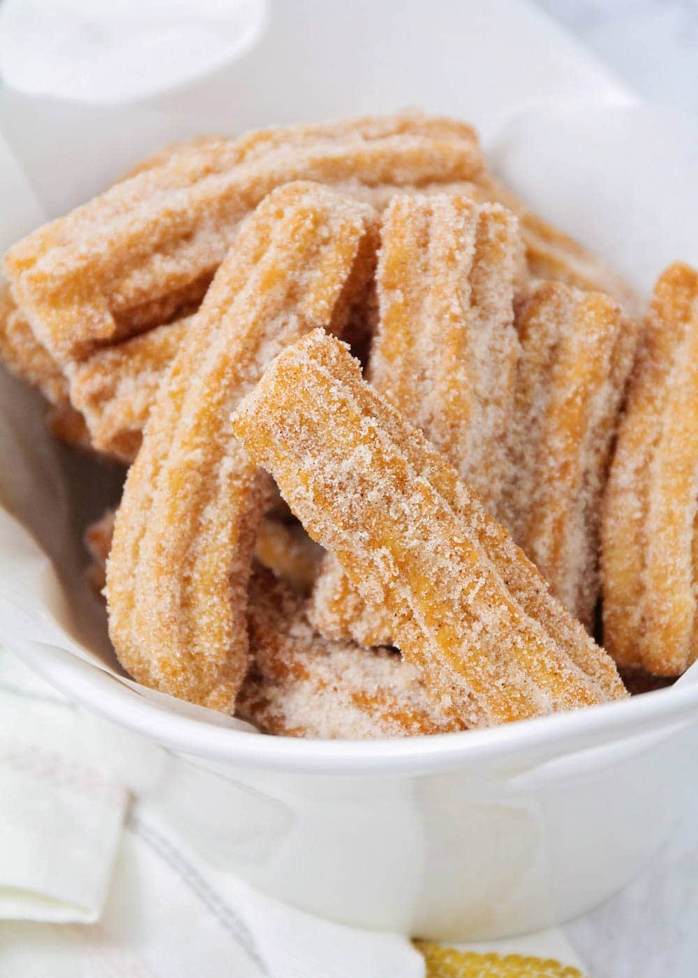 Homemade Churros Recipe Disneyland Copycat Video Lil Luna