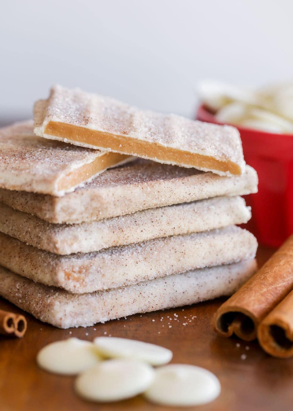 Churro toffee recipe