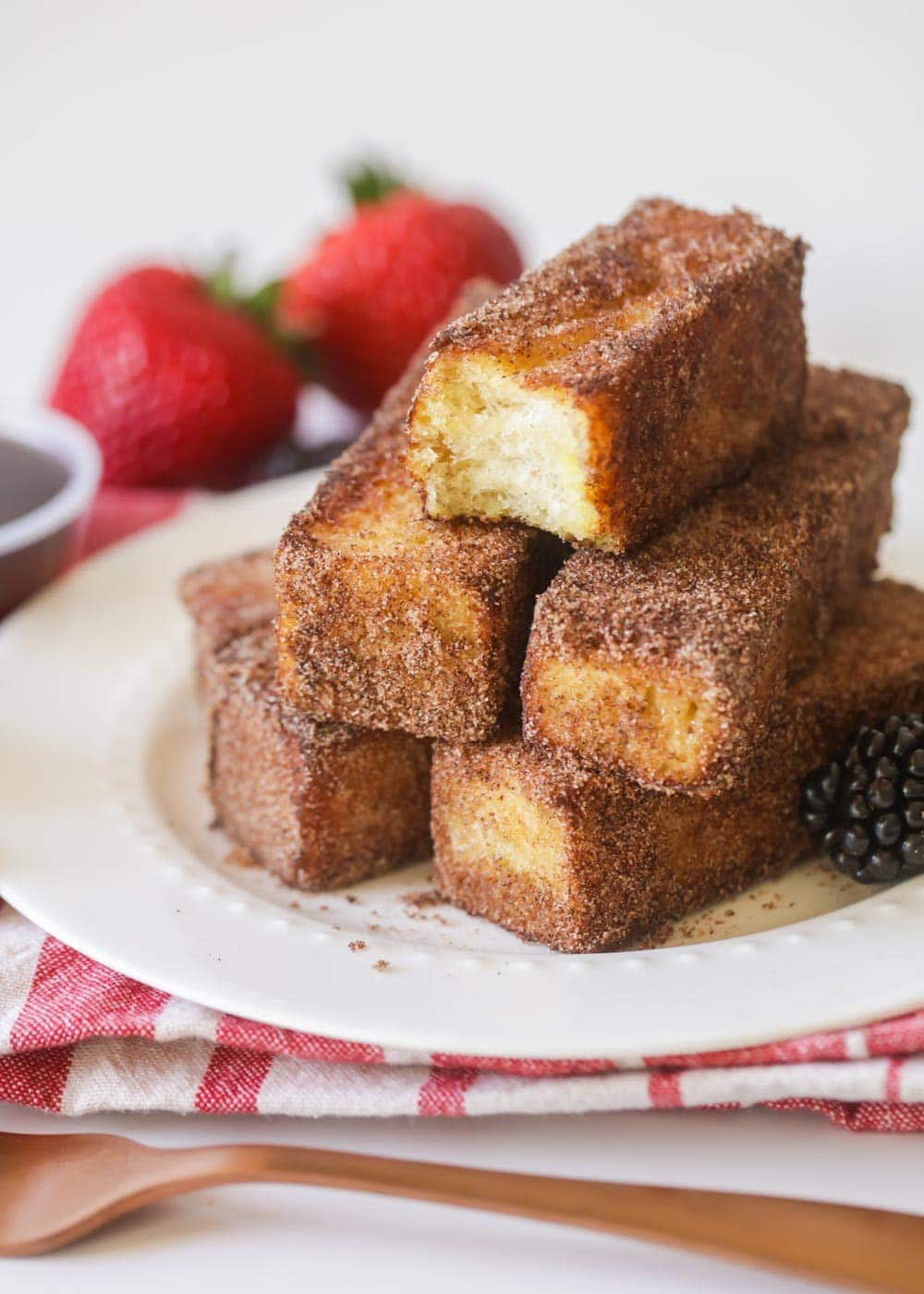 Homemade French Toast Sticks Recipe Lil Luna