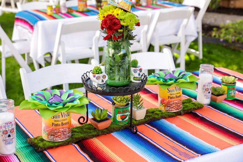 Decorations for Cinco de Mayo Party