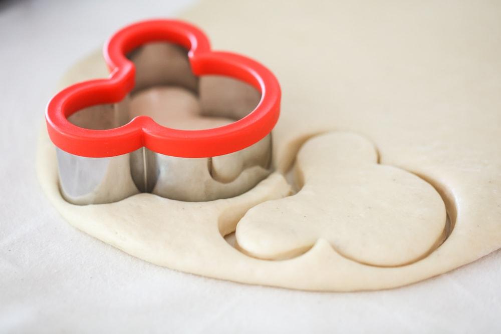 Mickey beignets recipe