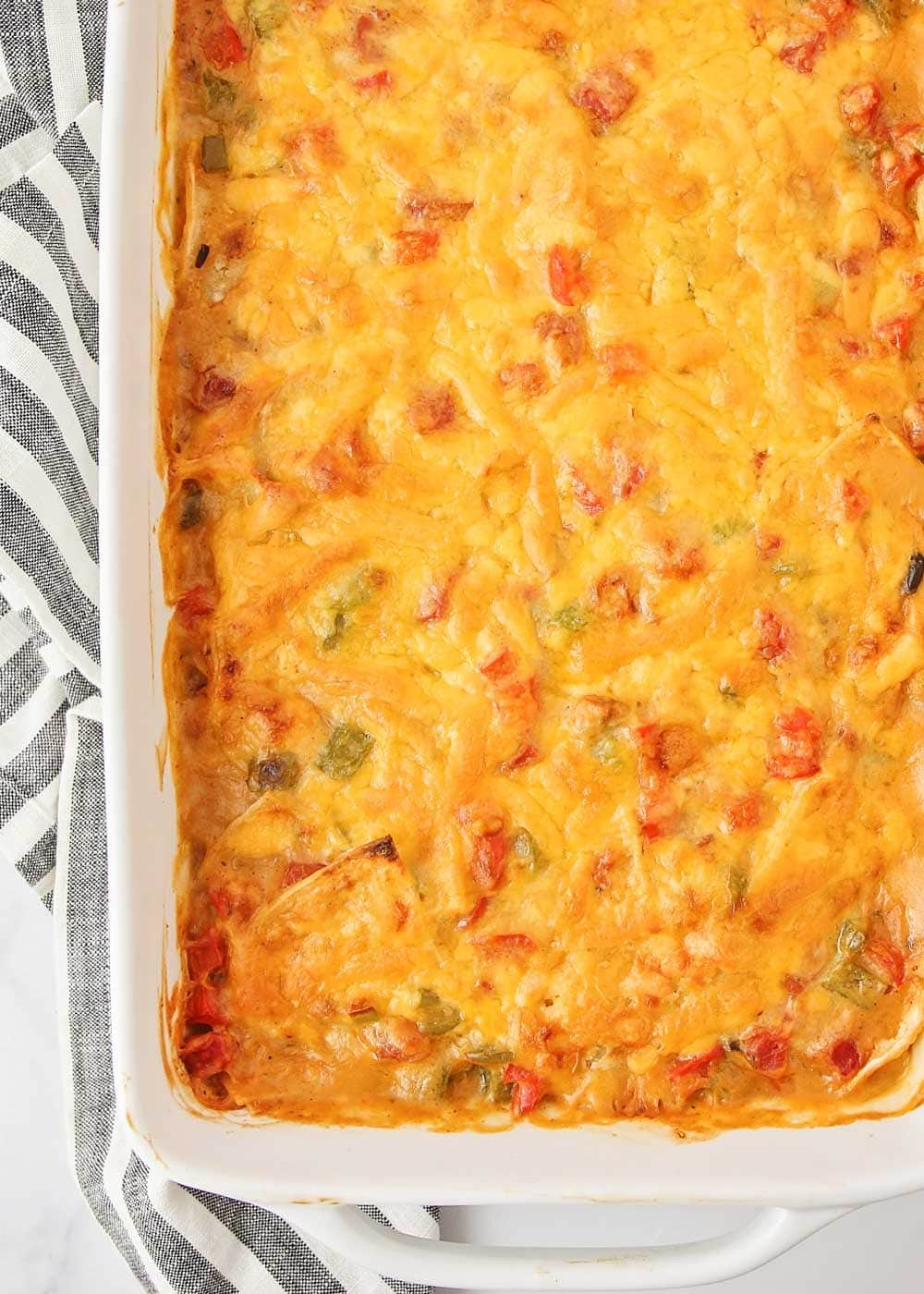 King Ranch Chicken Casserole recipe