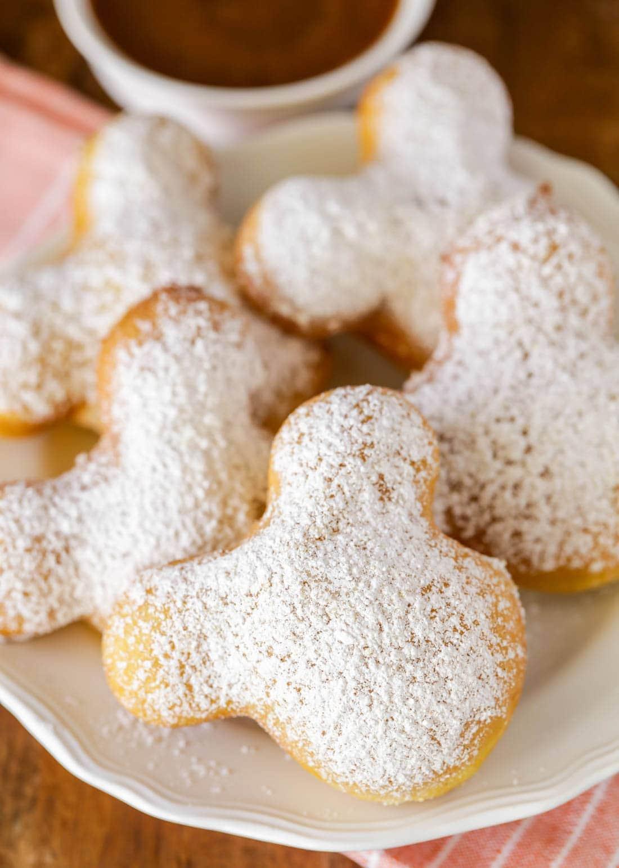 Disney Pumpkin Beignets recipe