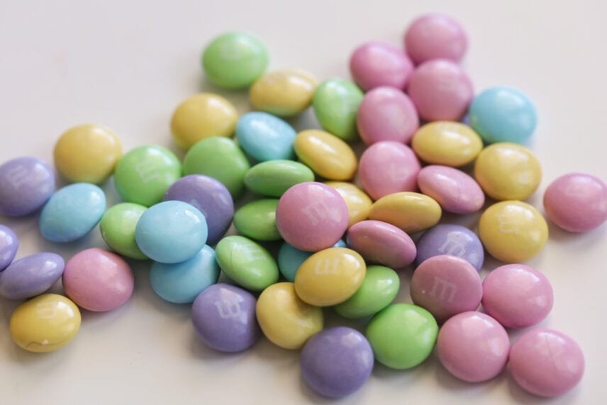 Easter M&Ms