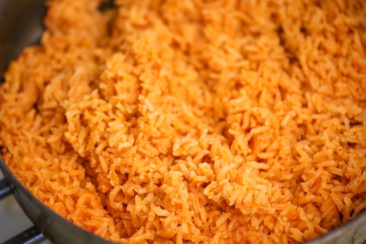 Spanish rice to use in Caldo de Pollo recipe