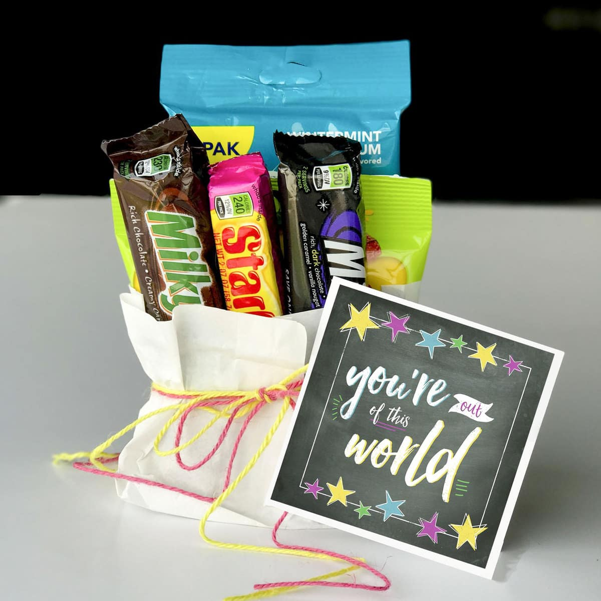 Out of This World Gift Tag